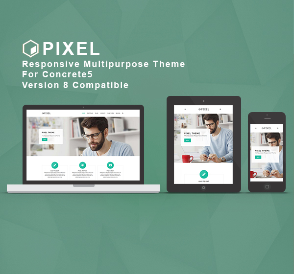 Mobile Themes - Responsive website templates for concrete5