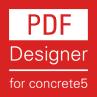 PDF Designer for concrete5