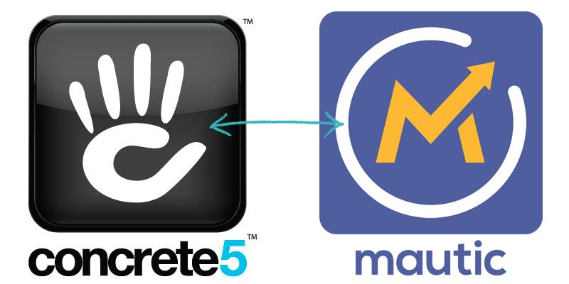 Mautic - concrete5