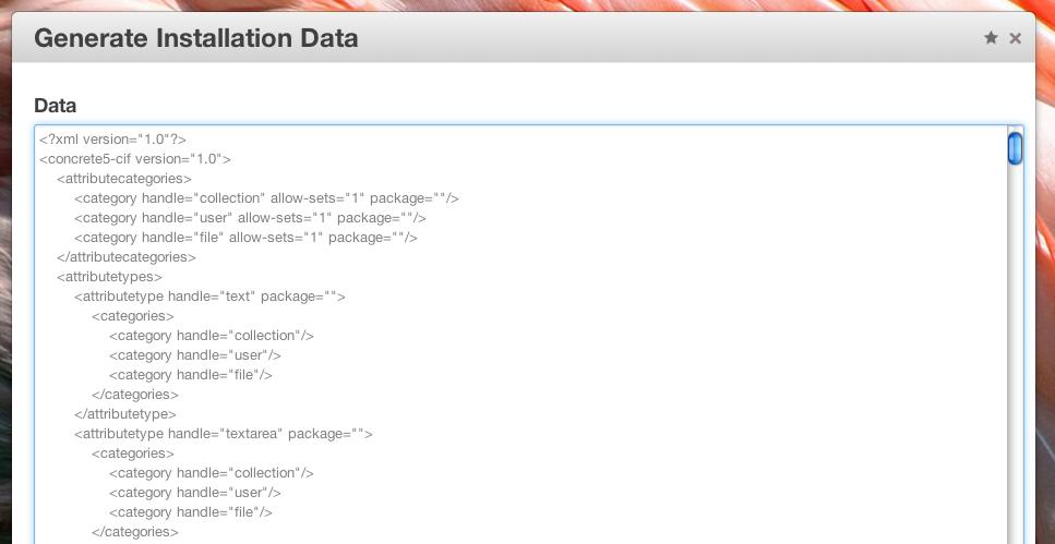 Sample Content Generator - concrete5