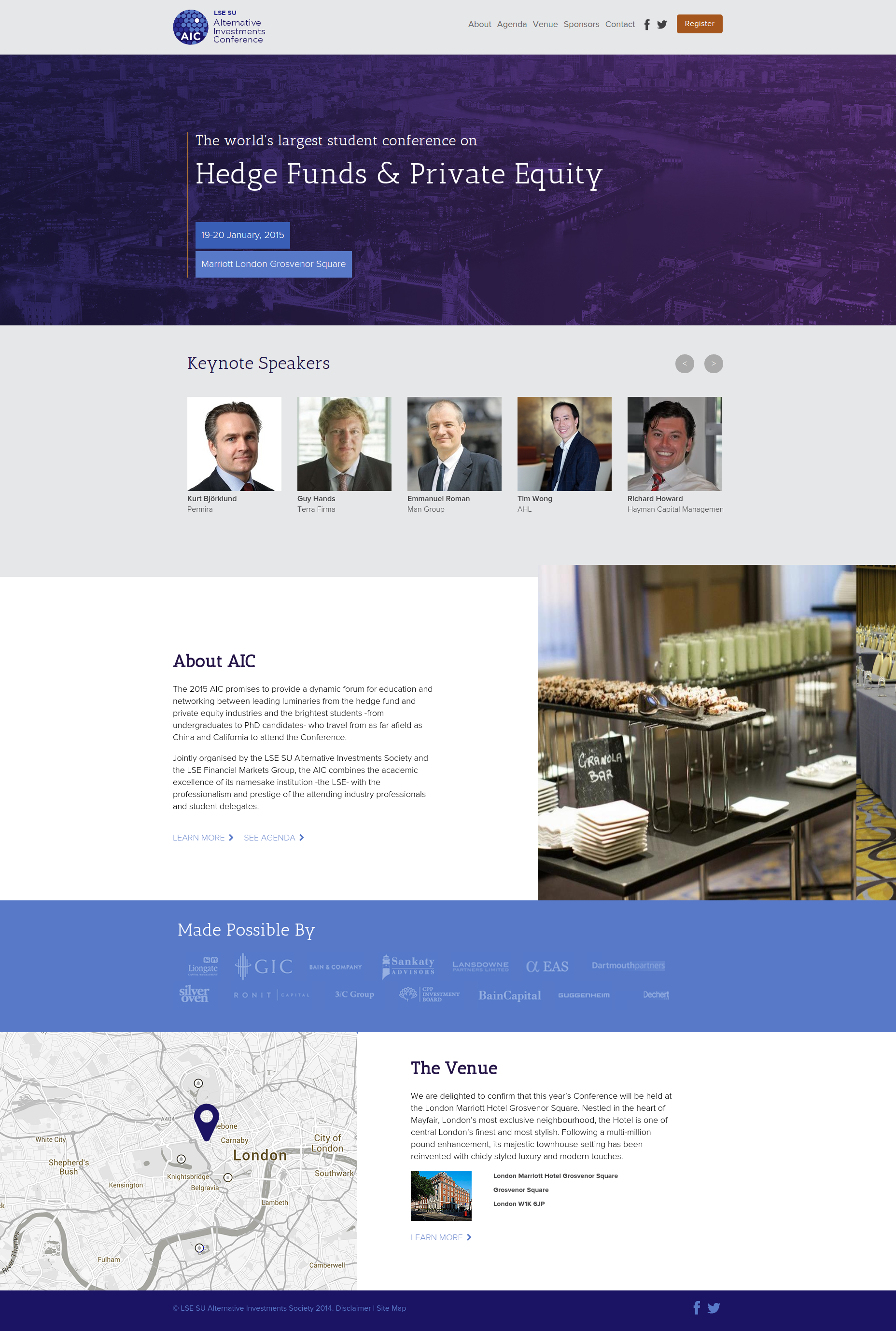 London School of Economics - Alt - concrete5