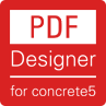PDF Designer for concrete5