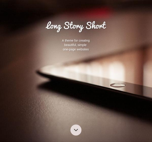Long Story Short - concrete5