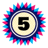 5th Anniversary - Been a concrete5.org member for five years.