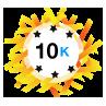 10K Karma - Has at least 10,000 karma points.
